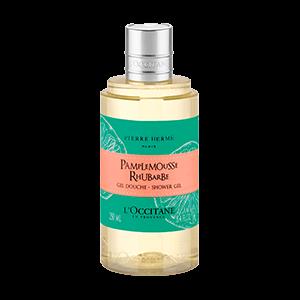 Pamplemousse Rhubarb Shower Gel