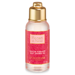 Rose 4 Reines Bath & Shower Gel (Travel Size)