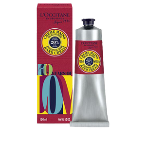 Rose Shea Hand Cream - 40th Anniversary Limited Edition