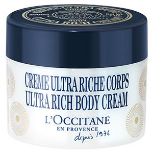 Ultra Rich Body Cream Tribute to Women
