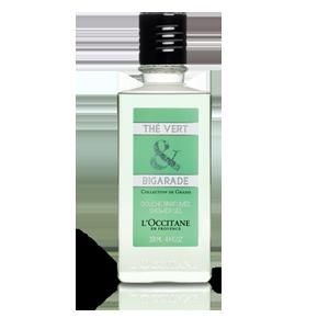 Thé Vert & Bigarade Shower Gel