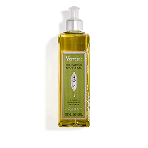 Large Verbena Shower Gel