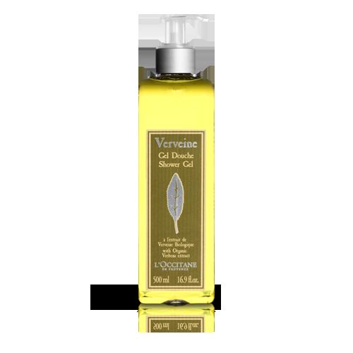 Large Verbena Shower Gel