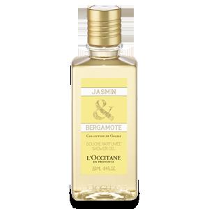 Jasmine & Bergamot Shower Gel