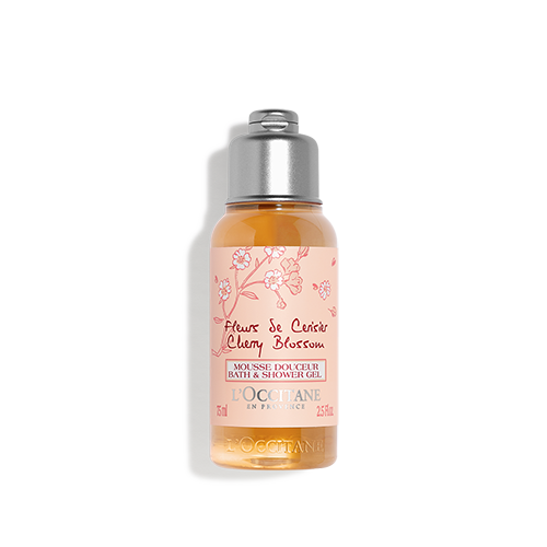 Cherry Blossom Batg and Shower Gel