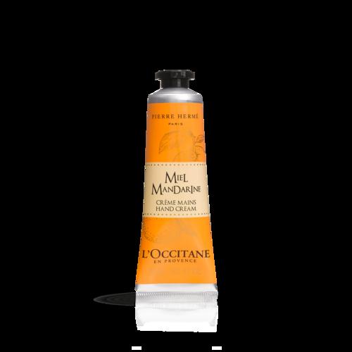 Crema de Manos Miel y Mandarina