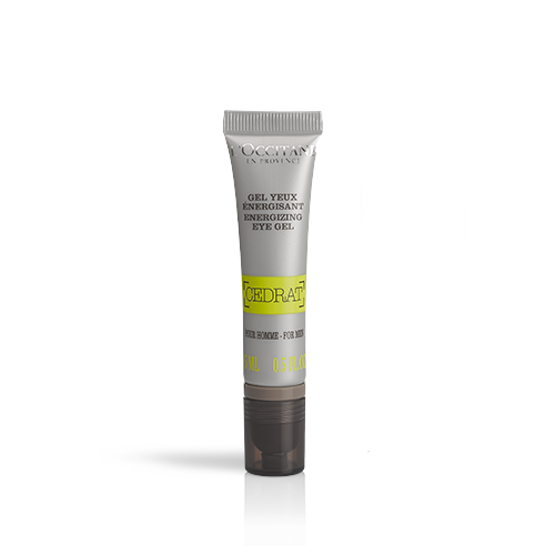 Energizing Eye Gel Cedrat