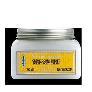 Crema Sorbete Verbena Citrus
