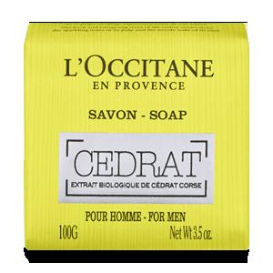 Jabón Cédrat