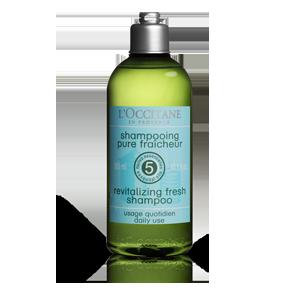 Shampoo Refrescante & Revitalizante Aromacología