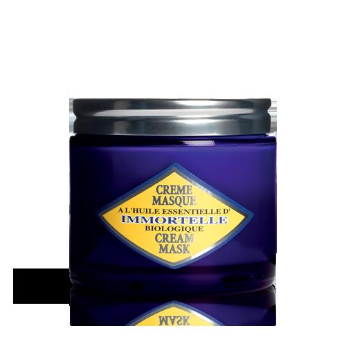 Crema-Mascarilla Immortelle