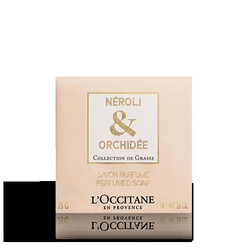 Jabón Perfumado Neroli & Orquídea