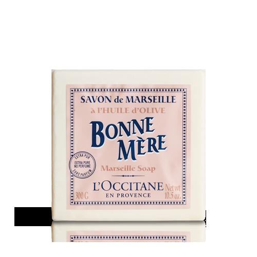 Marseille Bonne Mere Soap