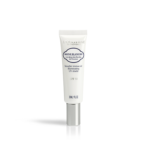 Reine Blanche Illuminating UV Shield SPF50
