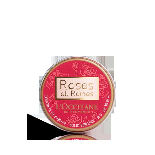 Rose et Reines Solid Perfume