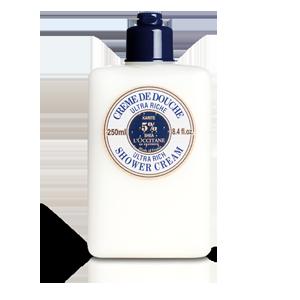 Crema de Ducha Ultra Nutritiva de Karité