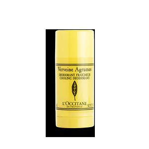 Desodorante verbena Cítrica