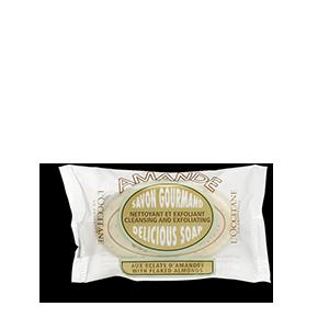 Jabón Exfoliante Almendras
