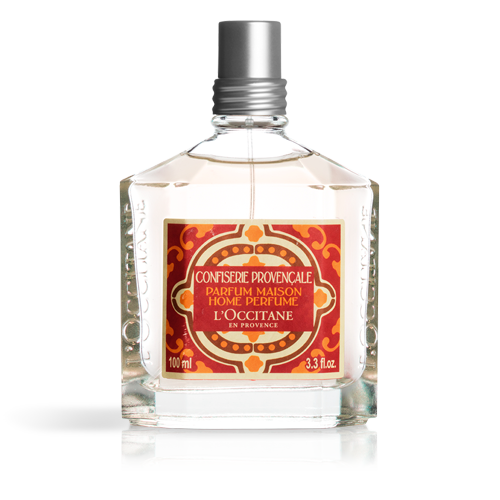 Perfume de hogar frutas confitadas