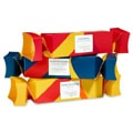 Shea butter holiday crackers trio