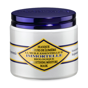 Mascarilla Luminosa de Immortelle