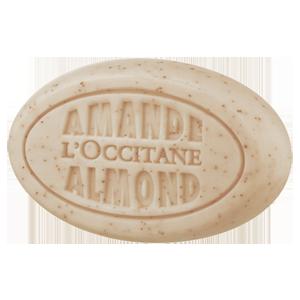 Jabón Exfoliante de Almendra