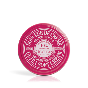 Shea Butter Rose Body Cream