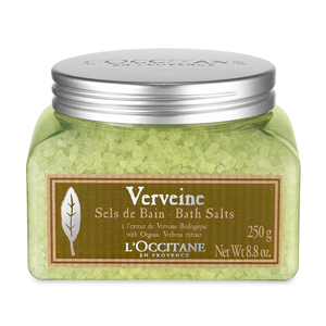 Verbena Bath Salts