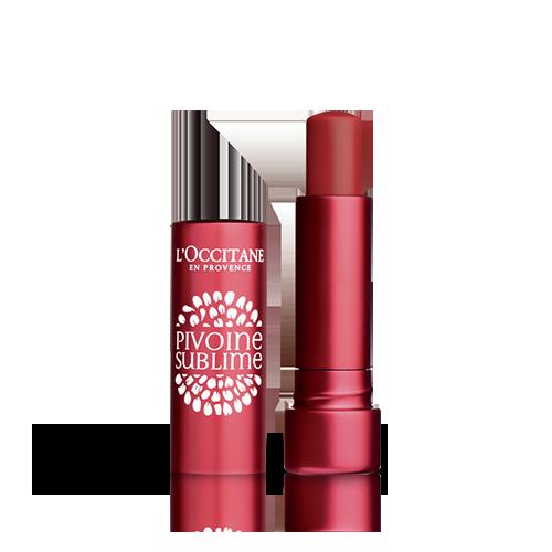 Bálsamo de Labios Pivoine Sublime Color Rojo