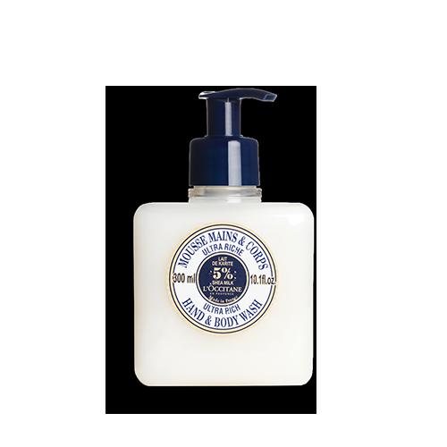 Jabón líquido para Cuerpo y Manos Karité