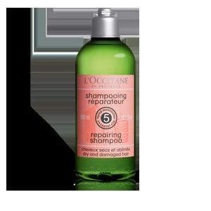 Shampoo Reparador - Cabello Seco y Dañado