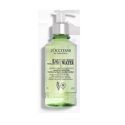 Agua Micelar 3 en 1 limpiadora Infusion