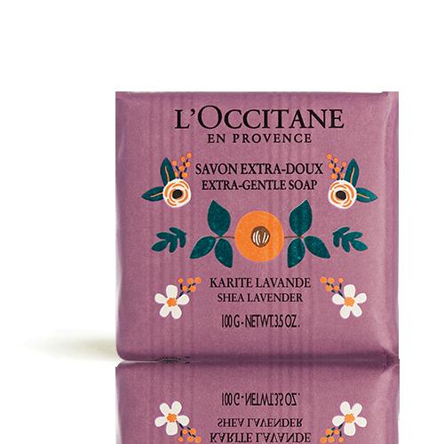 Jabón Karité Lavanda