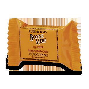 Azúcar Efervescente de Baño Miel Bonne Mère