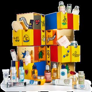Calendario de Adviento Premium – L'OCCITANE x Castelbajac