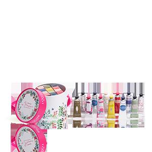 Carrusel 12 Cremas de Manos | Cuidado hidratante y nutritivo para manos