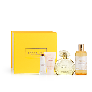 Cofre de Perfume Terre de Lumière 90ml | L'OCCITANE