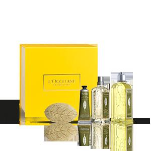 Cofre de Perfume Verbena | L'OCCITANE