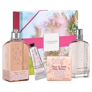 Cofre Perfumado Flores de Cerezo
