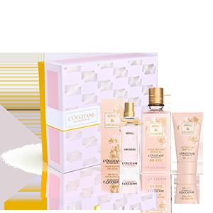 Cofre Perfumado Nerolí & Orquídea | Perfume femenino | Regalo