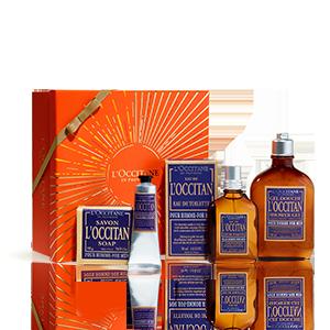 Cofre Regalo con Perfume Occitan