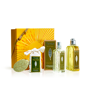 Cofre Regalo con Perfume Verbena