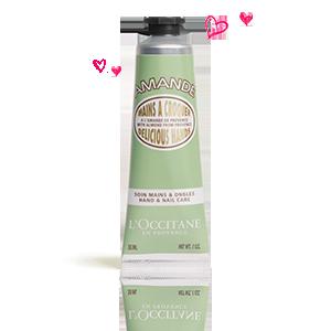 Crema de Manos Deliciosas Almendra