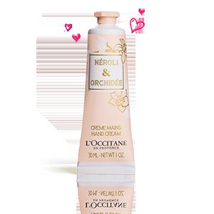 Crema de Manos Perfumada Neroli & Orquídea