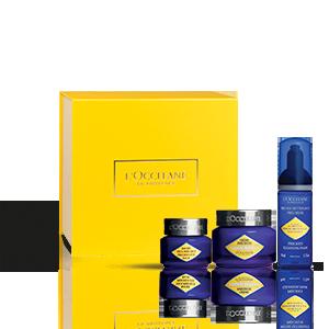 Cuidados de rostro con aceite esencial de Siempreviva | L'OCCITANE