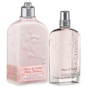 Dúo Flores de Cerezo