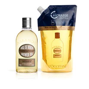 Dúo Aceite de Ducha & Eco-Recarga