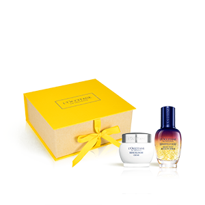 Dúo Booster de Luminosidad| L'OCCITANE