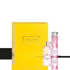 Dúo de Perfume Rosa Festiva | L'OCCITANE