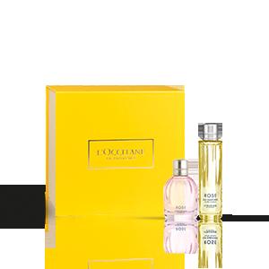 Dúo de Perfume Rosa Revitalizante | L'OCCITANE